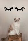 naklejki ŚPIĄCE OCZKA sleepy eyes rzęsy (1)