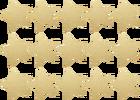 złote srebrne naklejki gwiazdki 2cm do 6cm  (3)
