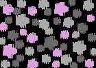 ciemny szary 073 - szary 071 (lub srebrny 090) - liliowy 042