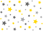 ciemny szary 073 - szary 071- ciemny żółty 019