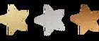 naklejki gwiazdki 62szt 3cm 5cm 6cm 7cm księżyc (2)