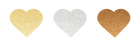 naklejki serduszka 2cm do 4cm 94szt  (2)