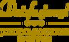 naklejka PODZIĘKOWANIA Twoje imiona i data 23x14cm (2)